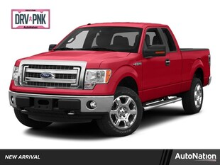 2013 Ford F-150 FX2 Extended Cab Pickup