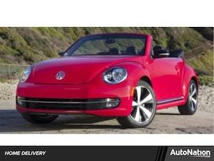 2014 Volkswagen Beetle Convertible 1.8T w/Tech 2dr Car