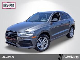 2018 Audi Q3 Premium Sport Utility