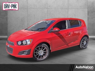 2015 Chevrolet Sonic LT 4dr Car