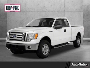 2012 Ford F-150 XL Extended Cab Pickup