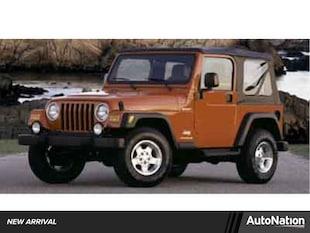 2004 Jeep Wrangler Sport Sport Utility