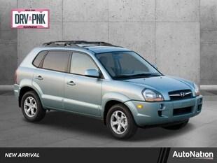 2009 Hyundai Tucson GLS Sport Utility