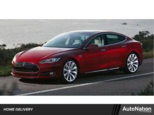 2013 Tesla Model S 4dr Car