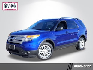 2015 Ford Explorer Base Sport Utility
