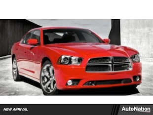 2014 Dodge Charger RT 4dr Car