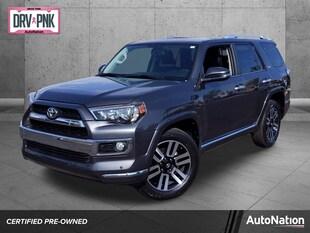 2018 Toyota 4Runner Limited Sport Utility