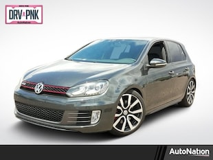 2014 Volkswagen GTI Drivers Edition 4dr Car