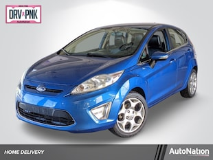 2011 Ford Fiesta SES 4dr Car