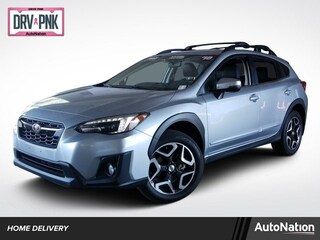 Used 2018 Subaru Crosstrek Limited Sport Utility