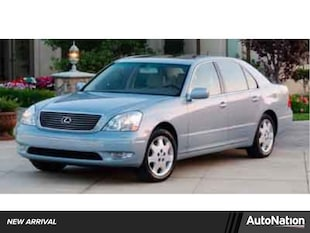 2003 LEXUS LS 430 4dr Car
