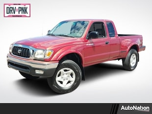2003 Toyota Tacoma Prerunner Extended Cab Pickup