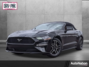 2020 Ford Mustang Ecoboost 2dr Car