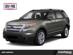 2012 Ford Explorer Limited Sport Utility
