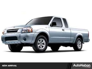 2004 Nissan Frontier XE Extended Cab Pickup