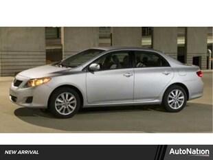2010 Toyota Corolla LE 4dr Car