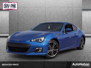 Used 2013 Subaru BRZ Limited 2dr Car for sale