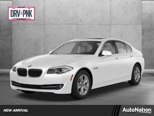 2013 BMW 5 Series 528i xDrive 4dr Car