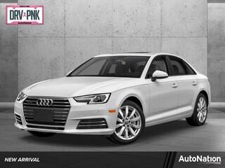 Used 2018 Audi A4 Tech Premium 4dr Car
