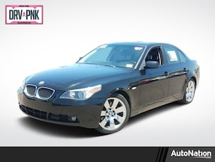 2007 BMW 5 Series 530i 4dr Car