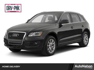 2012 Audi Q5 2.0T Premium Plus Sport Utility