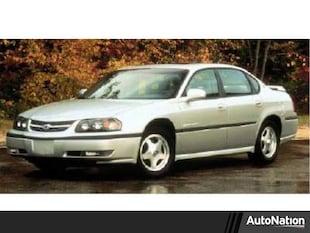 2000 Chevrolet Impala 4dr Car