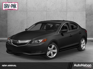 Used 2015 Acura ILX 4dr Car