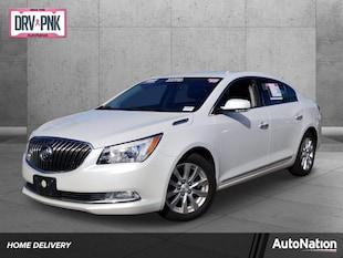2015 Buick Lacrosse Leather 4dr Car