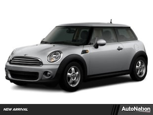 2012 MINI Hardtop 2dr Car