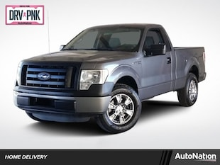 2012 Ford F-150 XL Regular Cab Pickup
