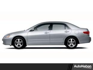 2005 Honda Accord Sedan EX 4dr Car