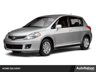 2011 Nissan Versa 1.8 S 4dr Car