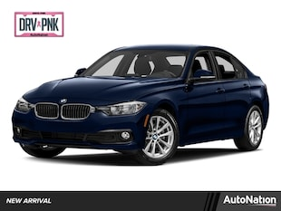 2017 BMW 3 Series 320i 4dr Car