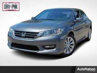 2013 Honda Accord Sedan EX-L 4dr Car