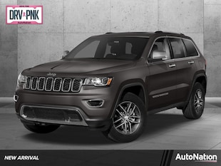 2018 Jeep Grand Cherokee Limited Sport Utility