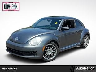 2012 Volkswagen Beetle 2.5L w/Sun/Sound/Nav Pzev 2dr Car