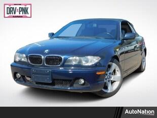 2005 BMW 3 Series 325Ci 2dr Car