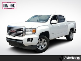 2016 GMC Canyon 2WD SLE Crew Cab Pickup
