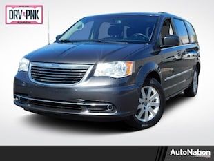 2015 Chrysler Town & Country Touring Mini-van Passenger