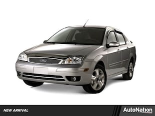 2007 Ford Focus SE 4dr Car