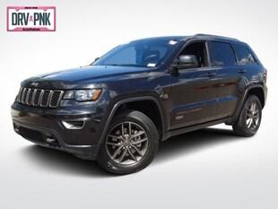 2016 Jeep Grand Cherokee 75th Anniversary Sport Utility