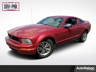 2005 Ford Mustang Deluxe 2dr Car
