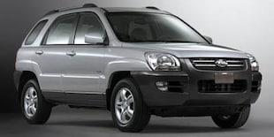 2007 Kia Sportage LX Sport Utility
