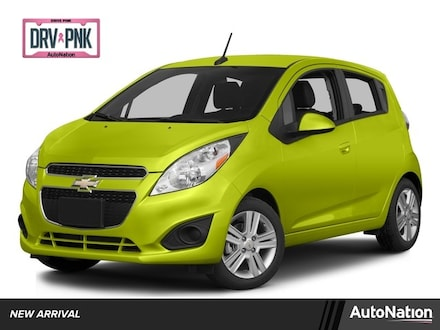 2015 Chevrolet Spark LS 4dr Car