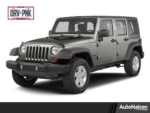 2013 Jeep Wrangler Unlimited Rubicon Sport Utility