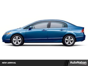 2006 Honda Civic Sedan EX 4dr Car