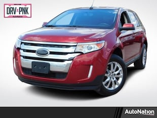 2013 Ford Edge Limited Sport Utility