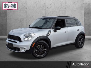 2011 MINI Countryman S 4dr Car