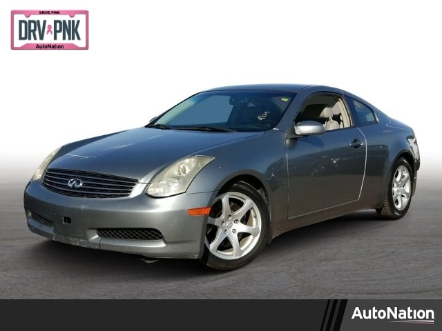 2007 INFINITI G35 Coupe 2dr Car