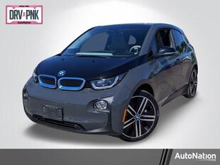 2015 BMW i3 4dr Car